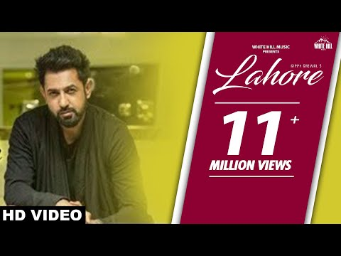 Lahore (Full Song) | Gippy Grewal | Roach Killa, Dr Zeus | New Punjabi Songs 2018 | White Hill Music