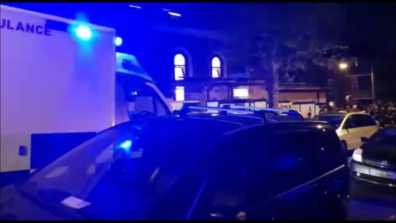 Лондонские иудеи сжигали телефоны на своём празднике и устроили взрыв