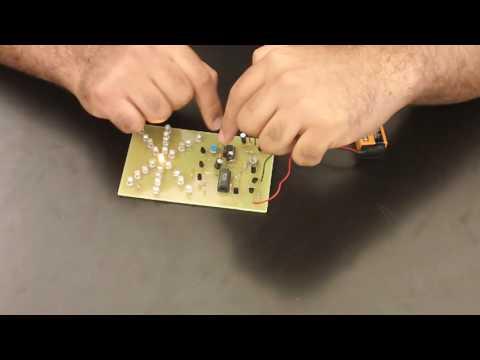 Isaias' Starter Project - Light Organ