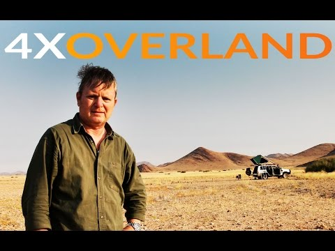 Solo drive through Namibia thirstland, Ep-1 of a 13-part series