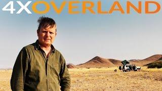 Solo drive through Namibia thirstland, Ep-1 of a 13-part series
