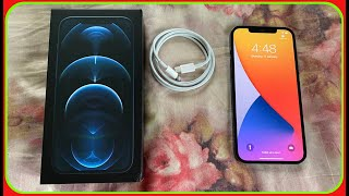 Iphone 12 Pro max Unboxing In Telugu