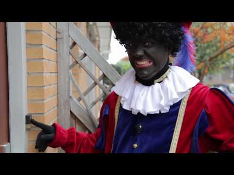 Zwarte Piet bezoekt Tandarts Praktijk Oosterhout te Nijmegen Noord Sinterklaas 2012