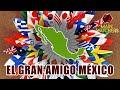 MONUMENTOS en HONOR a MÉXICO en el EXTRANJERO y otros GUIÑOS
