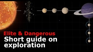 Short guide on exploration (Elite Dangerous)