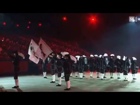 Top Secret Drum Corps The Next Level Basel Tattoo 2012