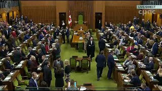 Members of Parliament elect the next Speaker of the House of Commons - December 5, 2019