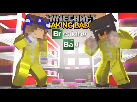 Minecraft - Donut the Dog Adventures -BAKING BAD - DONUTS ARE BANNED FOREVER