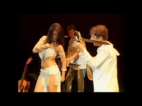 "ДиДюЛя - ""Arabica"" live in Saint-Petersburg 2004г."