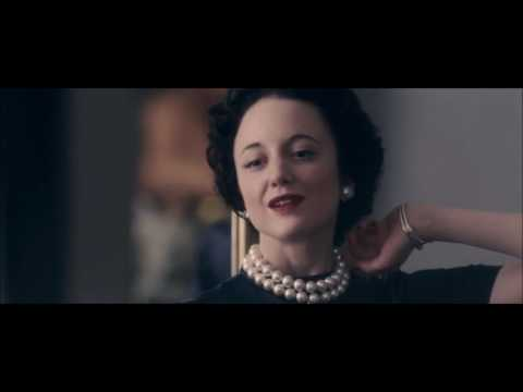 Andrea Riseborough as Wallis Simpson in W. E. 2011