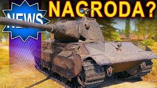 E 75 TS - jako nagroda za stalowe łowy? - World of Tanks News