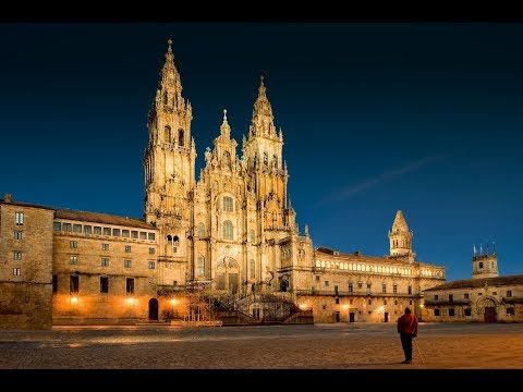 Santiago De Compostela (España) - DJI OSMO 4K