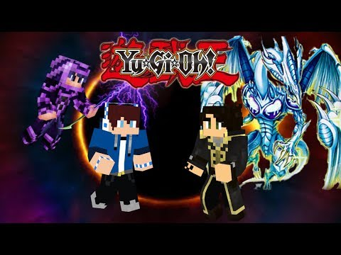 Yu-Gi-Oh ! Future Foundation (Minecraft Roleplay) Episode 6 Stardust Spark  VS Dark Magician
