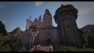 Download Realistic Castle | Minecraft Cinematic Mp3 and Videos