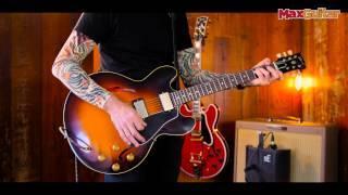Max Guitar - Gibson 1958 ES-335 Historic Burst