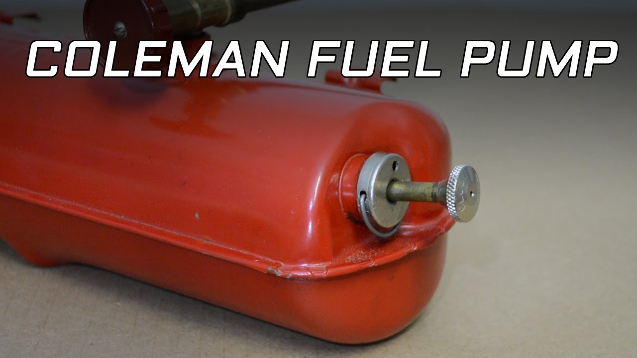 How To Replace a Coleman Fuel Pump