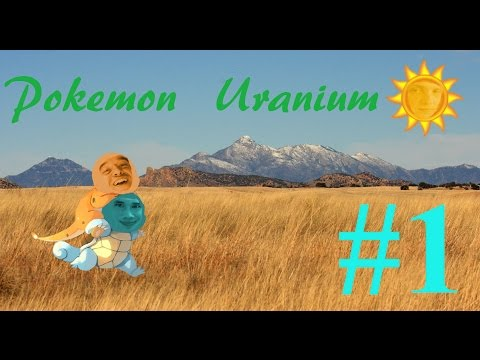 Flint & Gregar? - Pokemon Uranium #1 with Hex