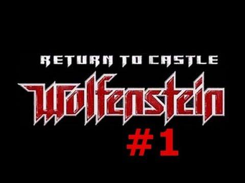 Return to Castle Wolfenstein w/ Arrancar #1 Nazi Prison