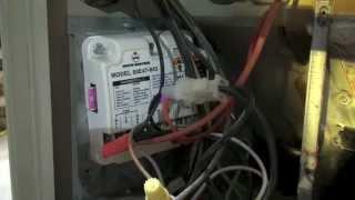 Trane BLU model gas furnace no heat part 6