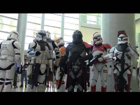 Star Wars Celebration Anaheim in HD