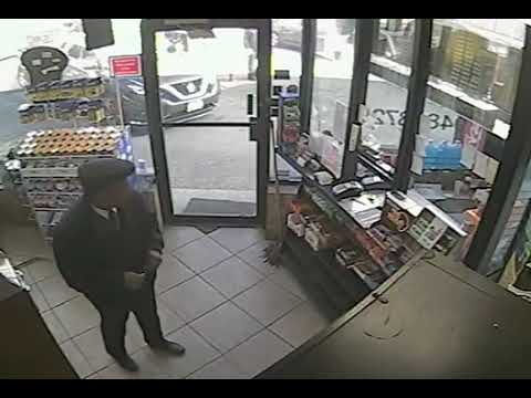 March 18 robbery at White Plains USA gas station