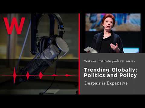 Trending Globally: Despair is Expensive