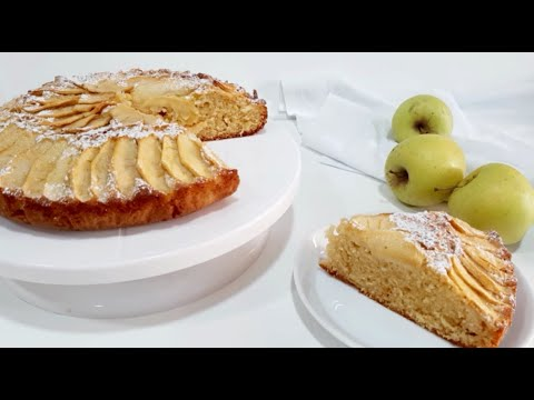 gâteau-aux-pommes---apple-cake---كيكة-التفاح