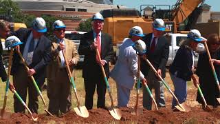 Construction begins on MAPS 3 Convention Center