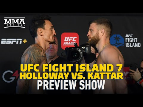 UFC Fight Island 7 Preview Show - MMA Fighting
