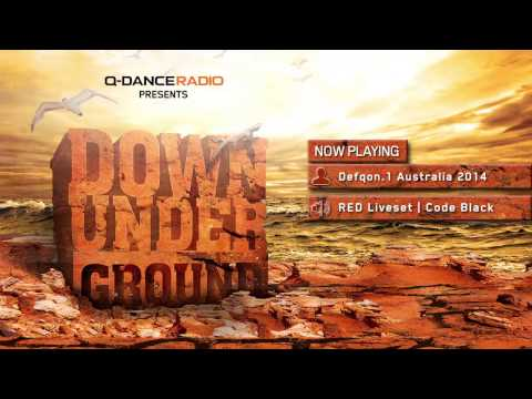 Down Underground | Show #21 | December 2014 (Defqon.1 Australia livesets from Hawman and Code Black)