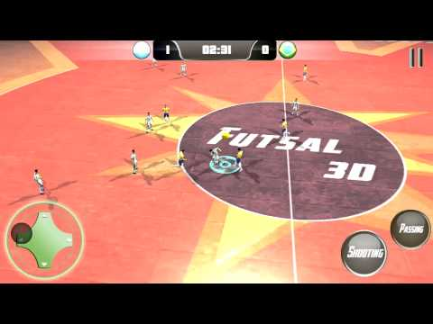 Futsal Football 2 Android Gameplay