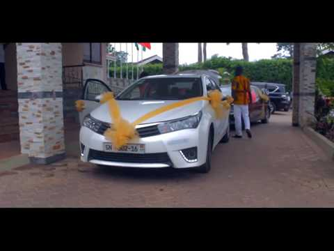 FESTUS AND IJEOMA (WEDDING VIDEO TRAILER)