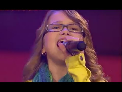 Laura Kamhuber, Luisa, Laurin  Because Of You  The Voice Kids 2013  Battle