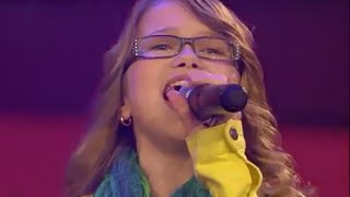 Laura Kamhuber, Luisa, Laurin - Because Of You   The Voice Kids 2013 - Battle