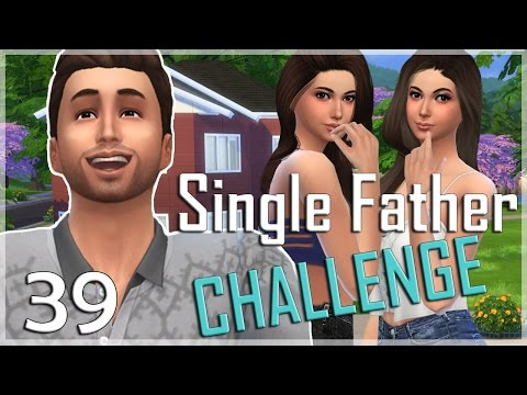 The Sims 4 : Single Father Challenge | Part 39 | Jay's a Grandpa!