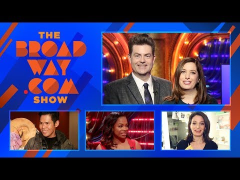 The Broadway.com Show - 1/19/18: WICKED's Jackie Burns, Kandi Burruss, Tony Vincent & More