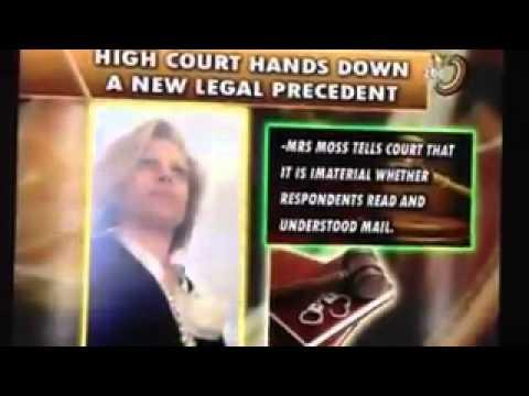 Zimbabwe Harare Lawyer Riana Moss Wins Landmark High Court Ruling Scanlen & Holderness Law