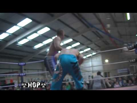 LUCAS BLACK VS DANNY CHASE FOR THE HOP CRUISERWEIGHT CHAMPIONSHIP