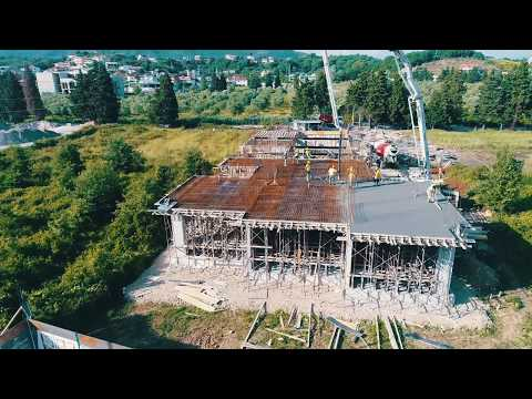 Eagle' s Plaza Residence - Apartments for SALE, Ulcinj - Montenegro [4k]