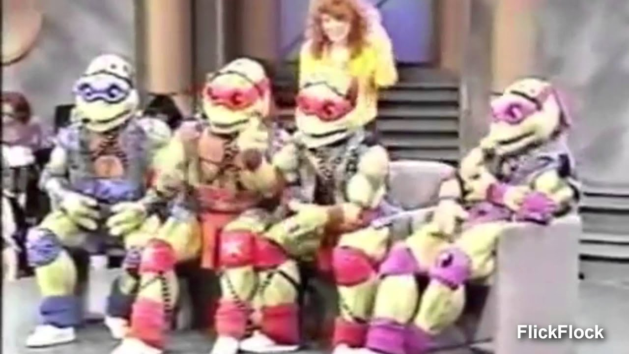 The Single Most Uncomfortable Moment in TMNT