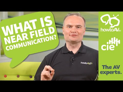 What is Near Field Communication?  (NFC)