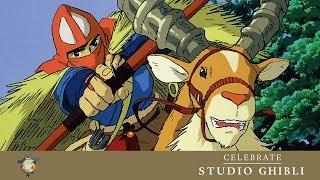Princess Mononoke - Celebrate Studio Ghibli - Official Trailer