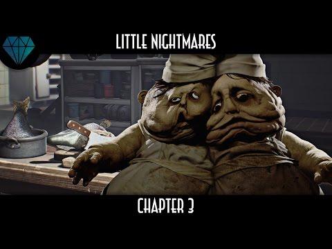 TWEEDLEDUM & TWEEDLEDEE | Little Nightmares • Chapter 3 [Gameplay Walkthrough]