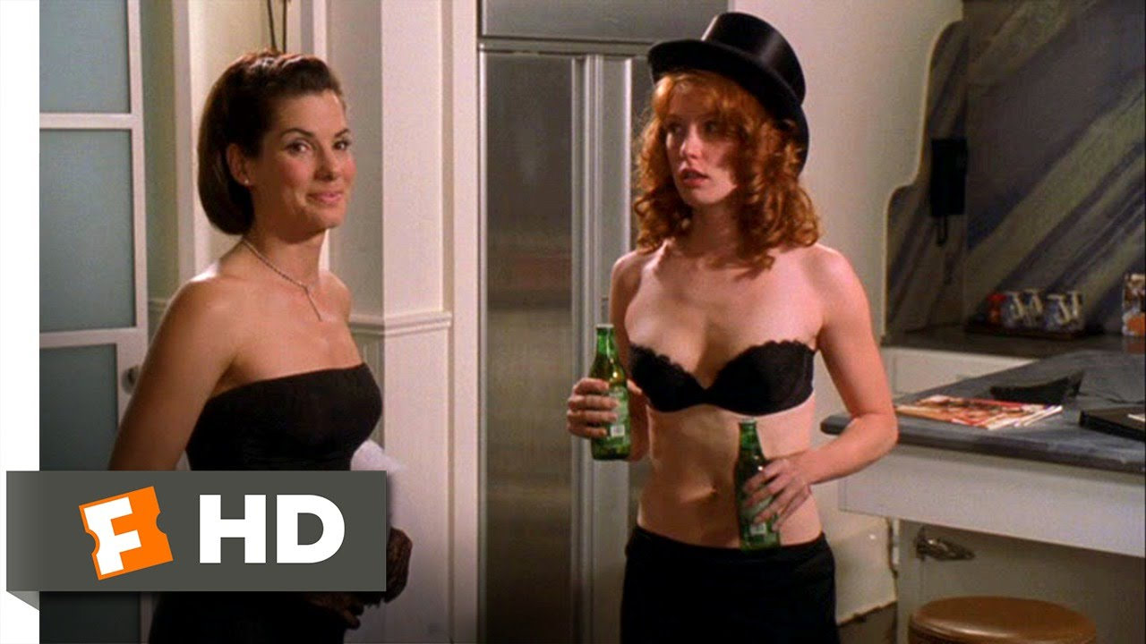 two weeks notice 3 6 movie clip double trouble 2002 hd