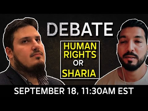DEBATE: Muslim vs Ex-Muslim on Sharia and Human Rights   Haqiqatjou vs. Sultan