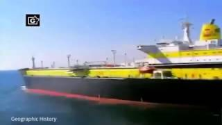 Mega Ships   Amazing Supertankers