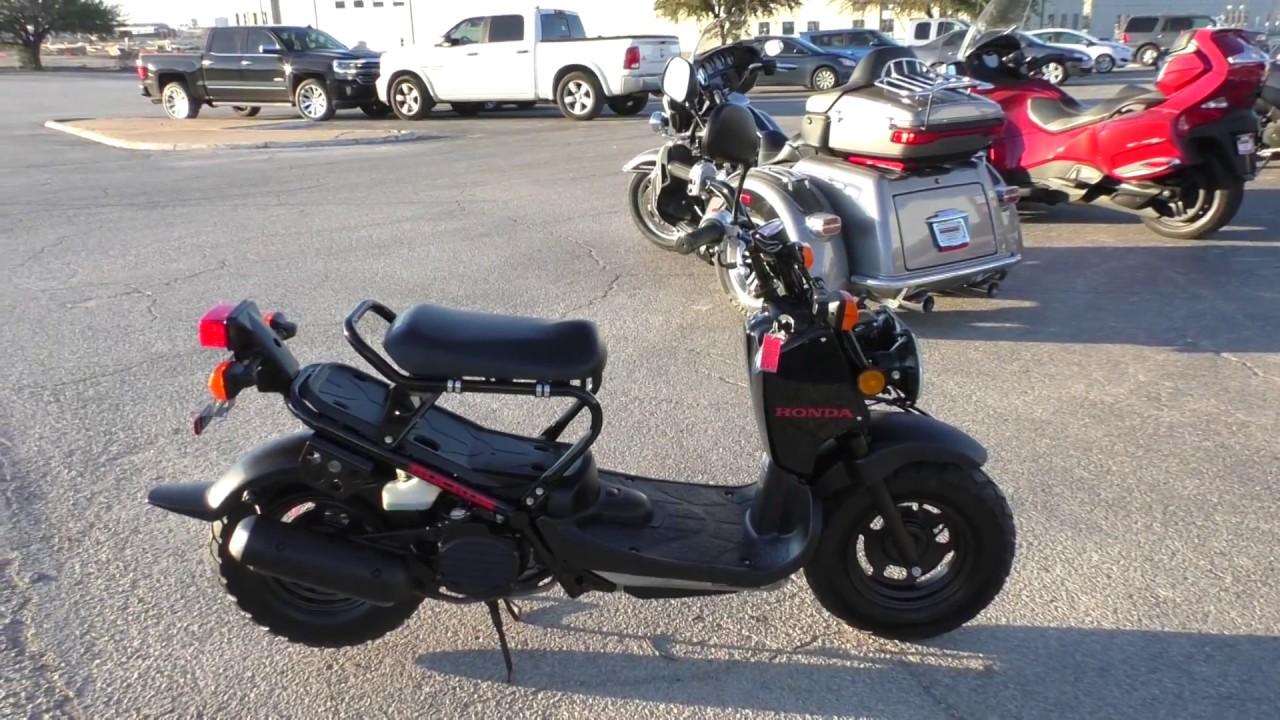 300492 2015 Honda Ruckus NPS50 - Used motorcycles for sale