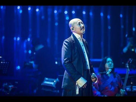 (HD) Tengger/Tengri 腾格尔 - Live Vocal Showcase - 'Heaven' 天堂 - Singer/I am a Singer China