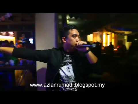 I DON'T LOVE YOU BY SIDE SIXTH BAND AT MOTOWNERS CAFE, KUCHING, SARAWAK - MAC 2018