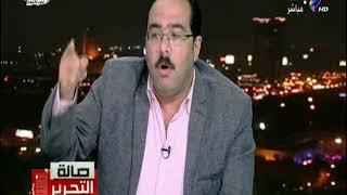 نائب بالبرلمان يهدد يوسف زيدان علي الهواء سنلجأ للقضاء ان لم تعتذر عن اهانة أحمد عرابي